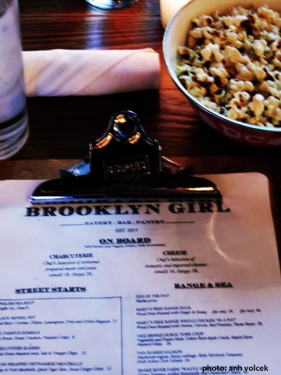 Brooklyn Girl