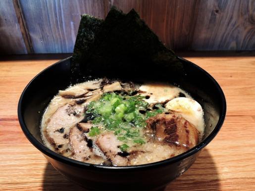 Ramen Yamada Tonkotsu bowl
