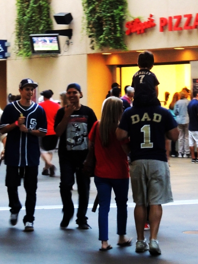 SD Padres at Petco Park