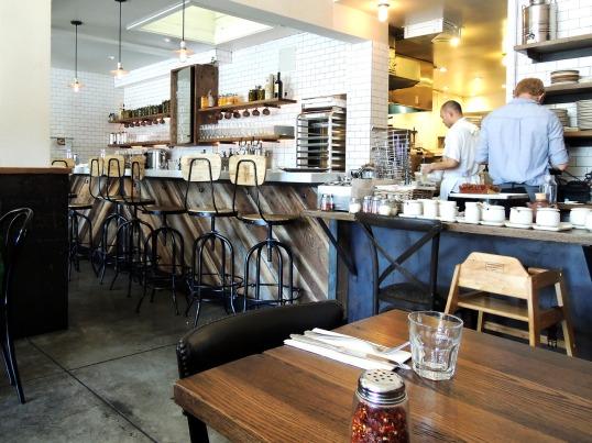 Gioia Pizzeria kitchen & bar