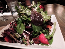Blue Ribbon Rustic Kitchen Spring salad appetizer