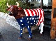 Searsucker Del Mar cow
