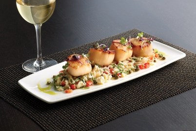 Fresh Sea Scallops