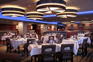 The dining room at The Oceanaire